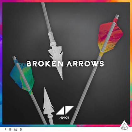 Avicii — Broken Arrows (studio acapella)