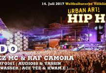 urban hiphop festival