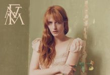 Florence + the Machine High As Hope Cover