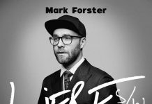 Mark Forster_liebe sw_cover