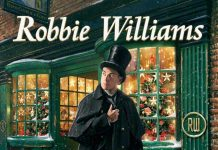 Robbie Williams_The Christmas Present_Cover
