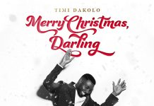 Timi Dakolo - Merry Christmas, Darling - Cover