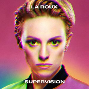 La Roux_Supervision_Album_Cover