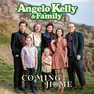 Angelo Kelly and Family_Coming Home_Cover